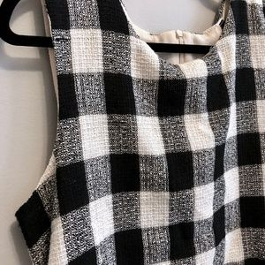 Anthropologie Tops - Checkered Top